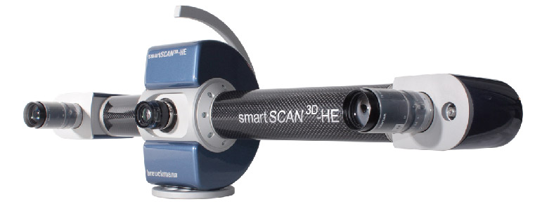 skaner przemysłowy smartSCAN HE R8